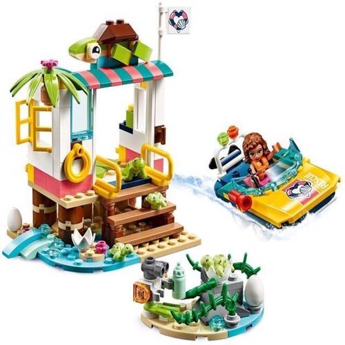 Image of Lego Friends 41376 skildpadde rednings mission
