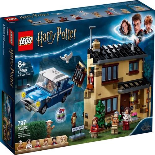 Image of LEGO Harry Potter 75968 Ligustervænget nr. 4 (5702016616682)