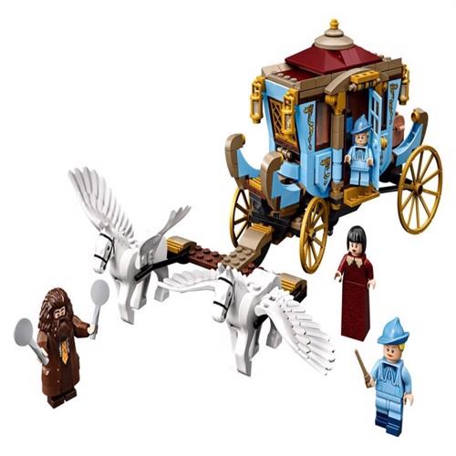 Image of Lego Harry Potter 75958 Beaux Batons Karet Ankomst Ved Hogwarts