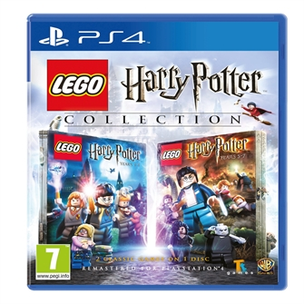 Image of Lego Harry Potter Collection - Xbox One (5051895411810)
