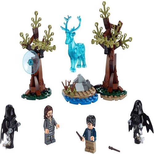 Image of Lego Harry Potter 75945 Expecto Patronum