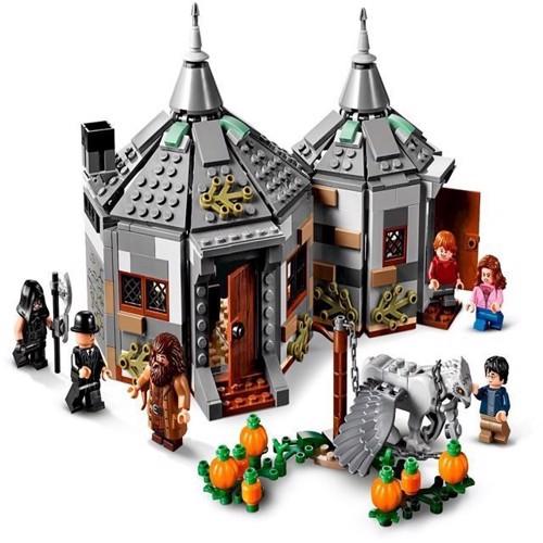 Image of Lego Harry Potter 75947 Hagrids Hut Buckbeaks Rescue