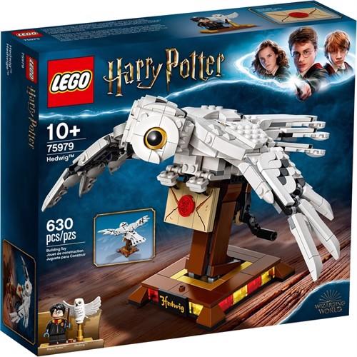 Image of LEGO Harry Potter 75979 Hedwig (5702016685510)