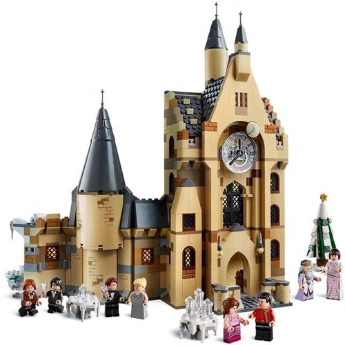 Image of Lego Harry Potter 75948 Hogwarts Clock Tower