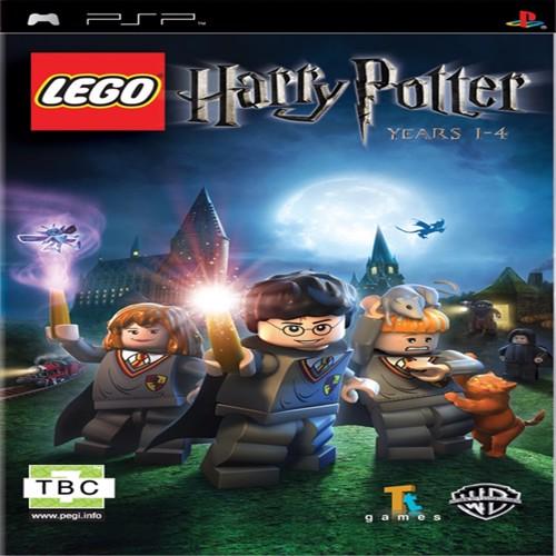 Image of Lego Harry Potter 14 År, Psp