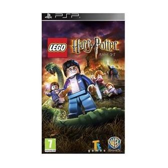 Image of Lego harry potter år 5-7 PSP
