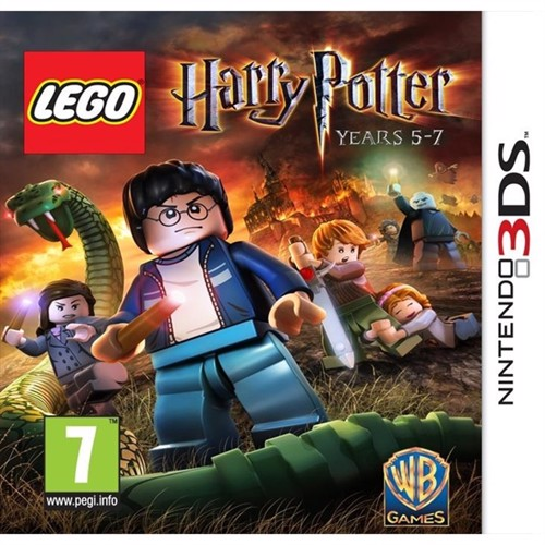 Image of LEGO: Harry Potter Years 5 - 7 (ES) Nintendo DS (0505189307468)