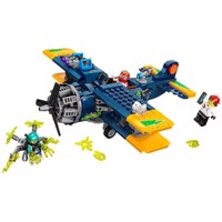 Lego hidden side 70429 elfuegos stuntfly