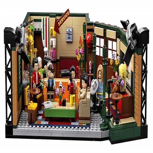 Image of LEGO 21319 - Lego Central Perk - Friends