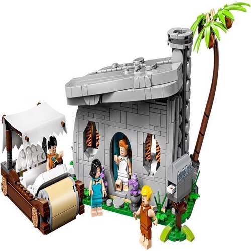 Image of LEGO Ideas - The Flintstones (21316)