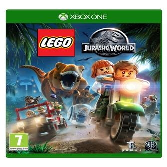 Image of LEGO Jurassic World - PS3 (5051892191548)