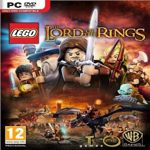 Image of LEGO Lord of the Rings - Nintendo DS