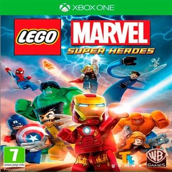 Image of LEGO Marvel Super Heroes (5051895250136)
