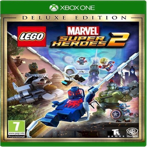 Image of   LEGO Marvel Super Heroes 2 Deluxe Edition - XBOX ONE