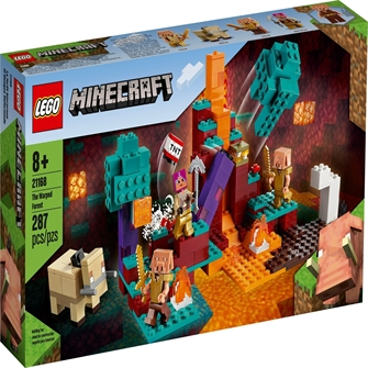 Image of Lego Minecraft 21168 The Twisted Forest (5702016913460)