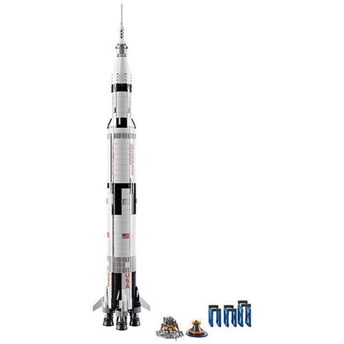 LEGO 21309,  NASA Apollo Saturn V