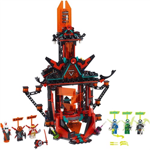 Image of Lego Ninjago 71712 empire temple of madness