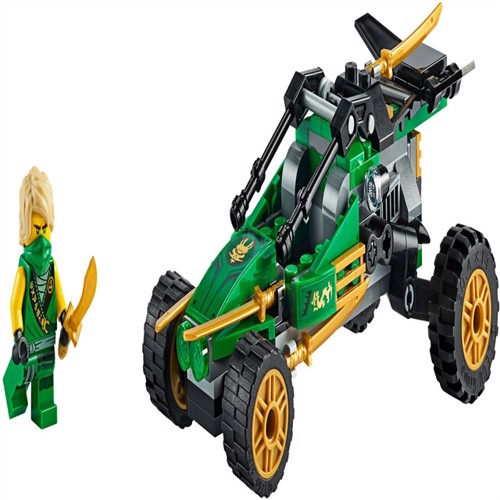 Image of Lego Ninjago 71700 jungle raider