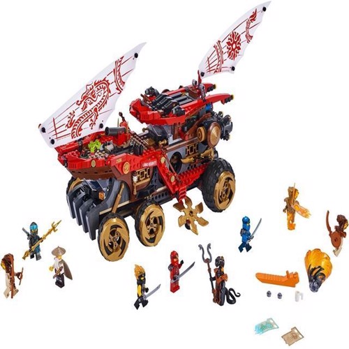 Image of Lego Ninjago 70677 Land Bounty
