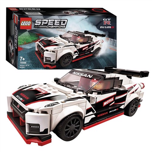 Image of LEGO Speed Champions 76896 Speed Champions Nissan GT-R Nismo