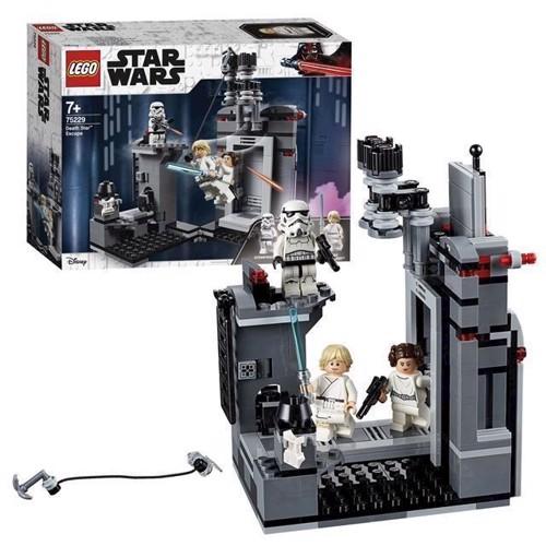 Image of Lego Star Wars 75229 Death Star Escape