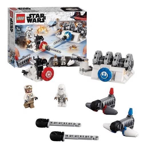 Image of Lego Star Wars 75239 Angrebet på Hoth generatoren