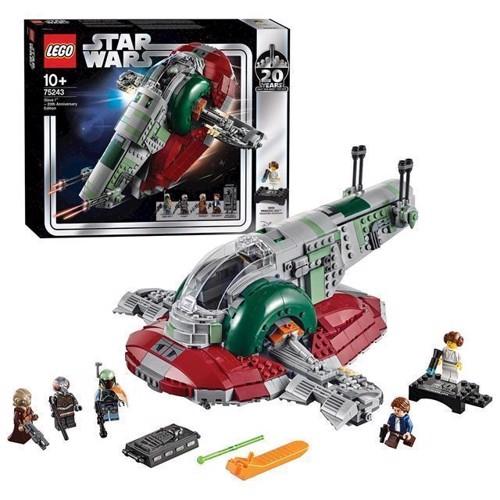 Image of Lego Star Wars 75243 Slave I, 20 års jubilæum