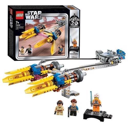 Image of Lego Star Wars 75258 anakins podracer 20 års jubilæum