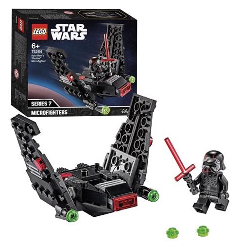 Image of Lego starwars, 75264, episode kylorens shuttle mikro fighter
