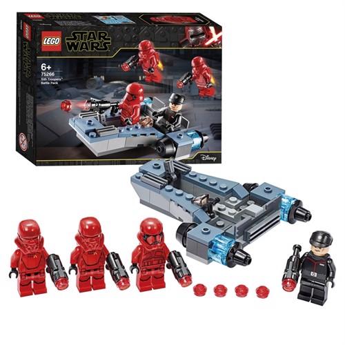 Image of Lego starwars, 75266, episode ixsith troopers battlepack