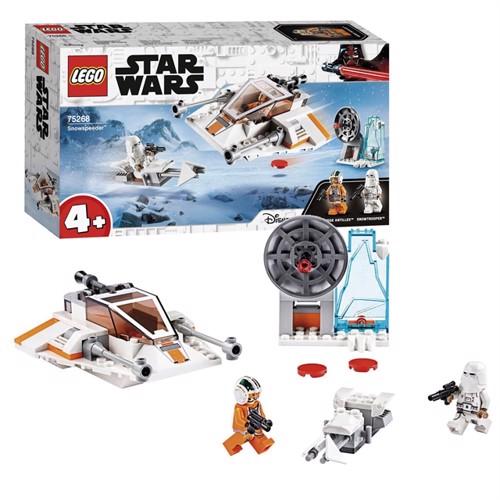 Image of Lego Star Wars 75268 snowspeeder