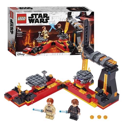 Image of Lego Star Wars 75269 duel på mustafar