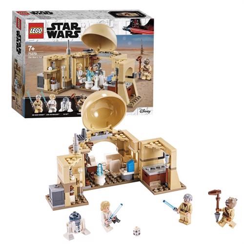 Image of Lego starwars, 75270, Obi Wan hytte