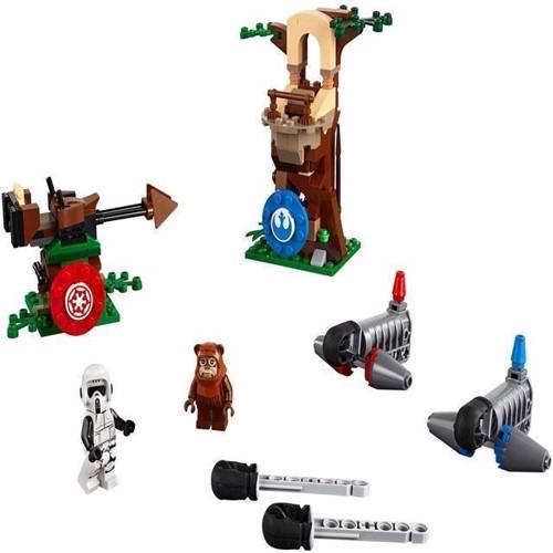 Image of Lego Star Wars 75238 kampen på endor