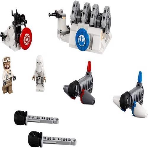Image of Lego Star Wars 75239 Generatorangreb På Hoth