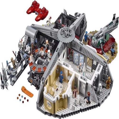 Image of Lego Star Wars - Forræderi I Cloud City (75222)