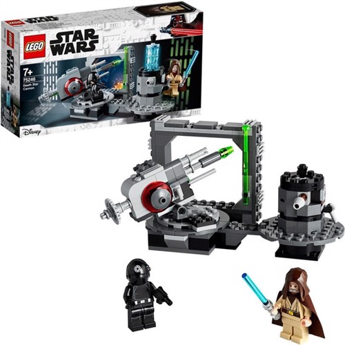 Image of Lego 75246 star wars death star kanon (5702016370720)