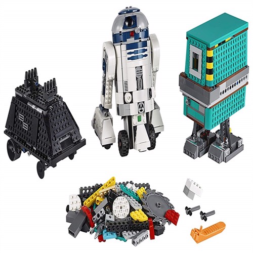 Image of Lego Star Wars Droid Commander