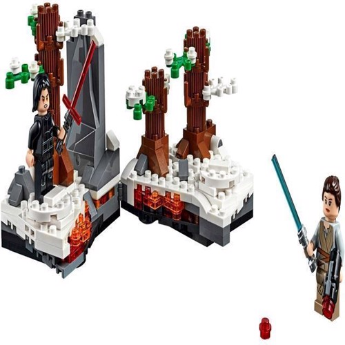 Image of Lego Star Wars 75236 duel på starkiller basen