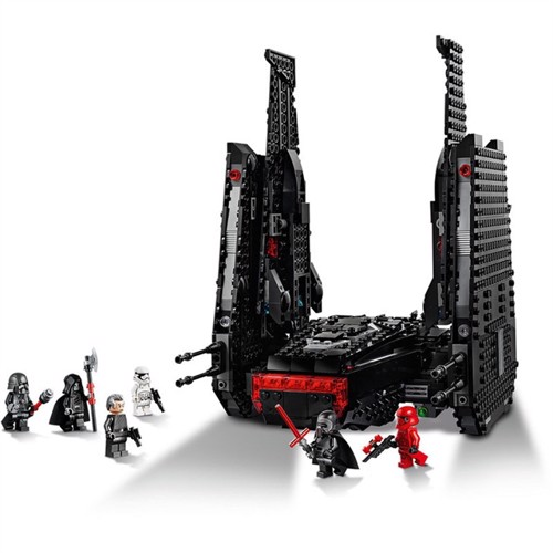Image of Lego 75256 Starwars Kylo Rens Shuttle