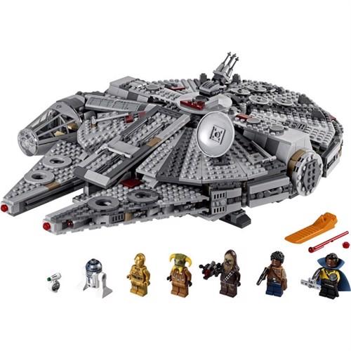 Image of Lego 75257 Starwars Millennium Falcon
