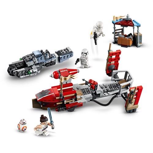 Image of Lego 75250 starwars pasaana speeder chase