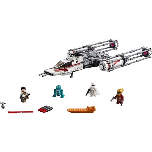 Image of Lego 75249 starwars resistance y wing starfighter