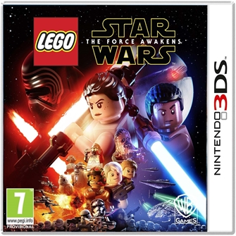 Image of Lego Star Wars The Force Awakens - Nintendo 3Ds