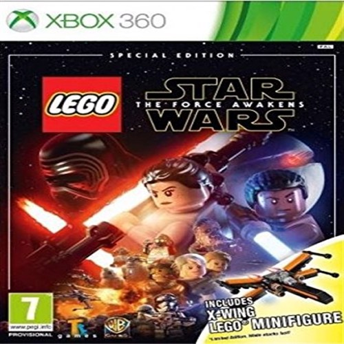 Image of Lego starwars the force awakens special edition, Xbox 360 (5051892199735)