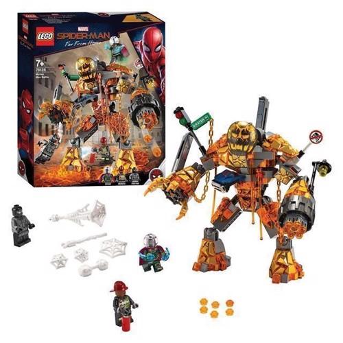 Image of LEGO Super Heroes 76128 Molten Man Duel