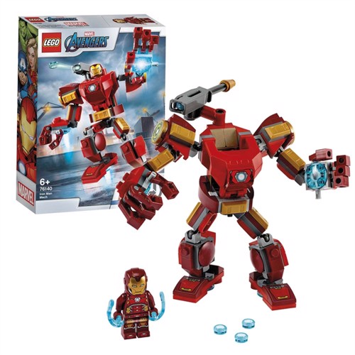 Image of LEGO Super Heroes 76140 Avengers Iron Man