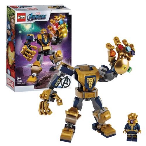 Image of LEGO Super Heroes 76141 Avengers Thanos