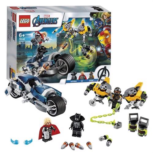 Image of LEGO Super Heroes 76142 Avengers speedercykel-angreb