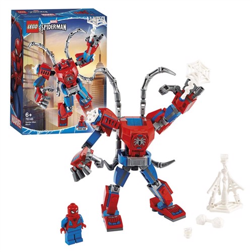 Image of LEGO Super Heroes 76146 Spiderman
